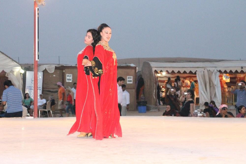 Bedouin Dubai Desert